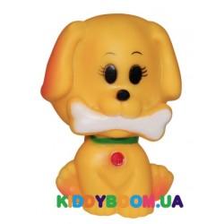 Резиновая игрушка-пищалка для ванны Бусинка 8849