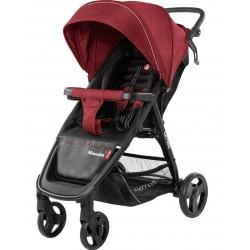 Прогулочная коляска CARRELLO Maestro Tango Red CRL-1414 с дождевиком