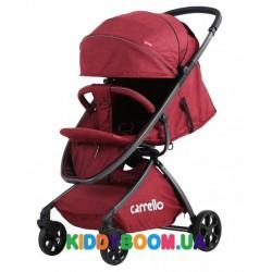 Прогулочная коляска Carrello Magia red CRL-10401