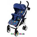 Прогулочная коляска-трость CARRELLO Allegro Aviation Blue CRL-10101