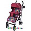 Прогулочная коляска-трость CARRELLO Allegro Kitty Crimson CRL-10101