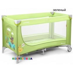 Манеж Carrello Piccolo Green CRL-7303