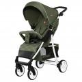 Прогулочная коляска Carrello Quattro Mint Green + дождевик CRL-8502/2