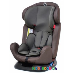 Автокресло 0-1-2-3 гр. Carrello Quantum Iron Black  CRL-11803