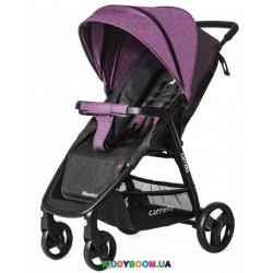 Прогулочная коляска CARRELLO Maestro Purple Iris (Лён) CRL-1414