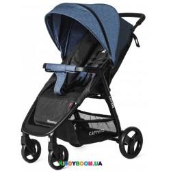 Прогулочная коляска CARRELLO Maestro Water Blue (Лён) CRL-1414