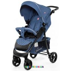 Прогулочная коляска CARRELLO Quattro Admiral Blue Len CRL-8502len
