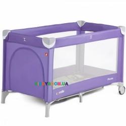 Манеж Piccolo Carrello CRL-9203, Spring Purple