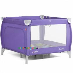 Манеж Grande Carrello CRL-9204, Spring Purple