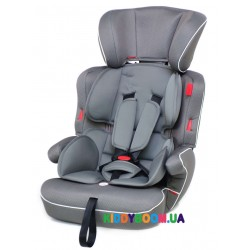Автокресло (I-II-III гр) Carrello Atlas Sky Grey CRL-11802
