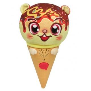 Ароматная игрушка-повторюшка Мороженое Бен Карамель (звук, аромат) Chaticreams 80685B