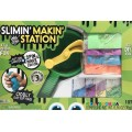 Набор для изготовления лизуна DIY Slime Making Station Compound Kings 110124