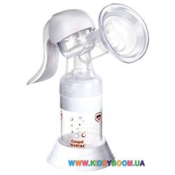 Молокоотсос ручной Basic Canpol 12/205