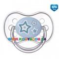 Пустышка силиконовая круглая Newborn Baby 0-6 м-цев Canpol 22/562