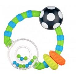 Погремушка Мячик и цветные шарики Canpol 56/145 в ассортименте
