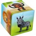 Игрушка-кубик с колокольчиком Canpol 2/706 (в ассортименте 3 вида)