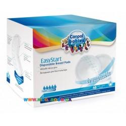 Лактационые прокладки для груди EasyStart 24 шт.