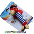 Игрушка с пищалкой Веселые пираты Canpol babies 68/034