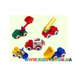 Машинки и техника Viking toys 1061
