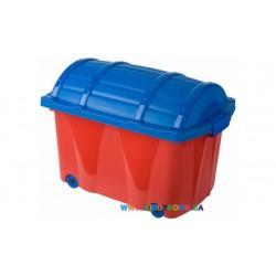 Ящик для игрушек Prima Baby 0571
