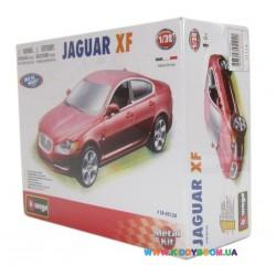 Авто-конструктор Jaguar XF Bburago 18-45124