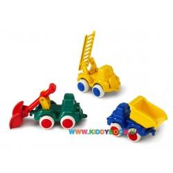 Машинки и техника Viking toys 1143
