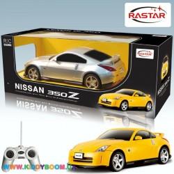 Автомобиль на р/у Nissan 350Z Rastar 27700