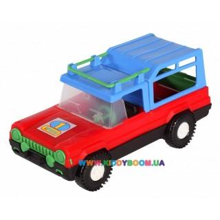 Авто-сафари Wader 39005