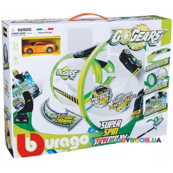 Игровой набор из серии GoGears Трек Стремительный тоннель Bburago 18-30286