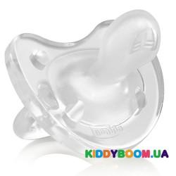 Пустышка силиконовая Physio Soft Chicco 01809.01