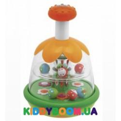 Музыкальная игрушка Chicco Юла Радуга 68899.20