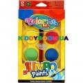 Краски акварельные Jumbo Colorino 32612PTR, 8 цветов