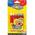 Мелки для лица Colorino 32629PTR, 6 цветов