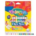 Фломастеры Junior Colorino 34609PTR, 10+2 fluo цветов