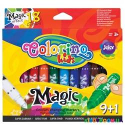 Фломастеры Magic Colorino 34630PTR, 10 цветов