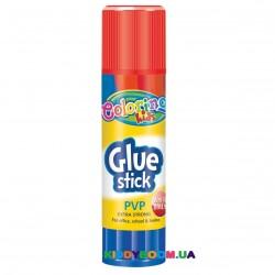 Клей-карандаш PVP основа Colorino 65139PTR, 9 гр.