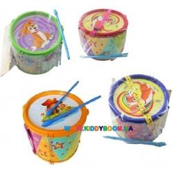 Барабан большой Colorplast 1-004