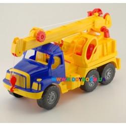 "Машина ""Магирус"" кран Colorplast 1524"