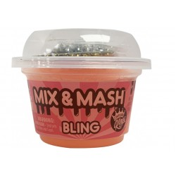 Лизун Slime - Mix&Mash Bling (180 г) Compound Kings 110291