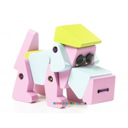 Собака-акробат LA-1 Cubika 11858