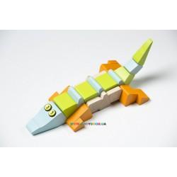 Крокодил-акробат LA-2 Cubika 11865