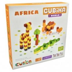 Деревянный Конструктор «Африка» Cubika World 15306