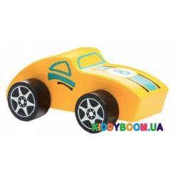 Деревянная Машинка Тера-Спорт Cubika LM-4