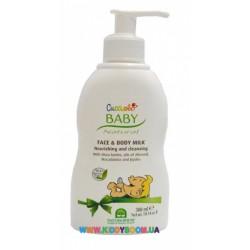 Молочко для лица и тела Baby Cucciolo 300 мл 17046
