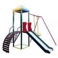 Комплекс Гамми, спортивно-игровой для детских площадок 807/кду