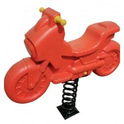 Качели-качалка на пружине 322/пр Мотоцикл-2
