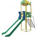 Детская игровая горка Яблоко (2 х 2.5 м) 817/кду