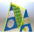 Спортивно-игровой комплекс Пирамида Dali 827/кду