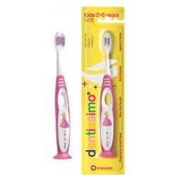 Зубная щетка Dentissimo Kids от 2 до 6 лет 22485