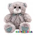 Мягкая игрушка Devik toys Медведь серый 28 см 143316-28